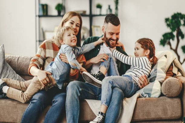 How to have a happy family: 4 foolproof living tips