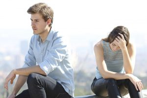My partner no longer loves me but is still with me. Why?