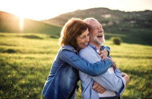 There Is No Age to Find Love. True or False?